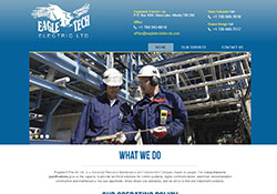 website-design-industrial