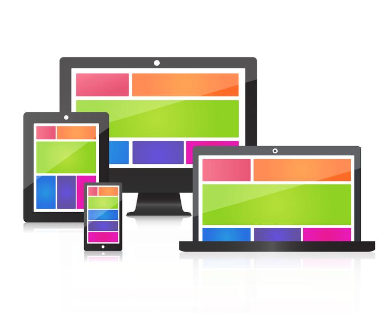 responsive web design golden